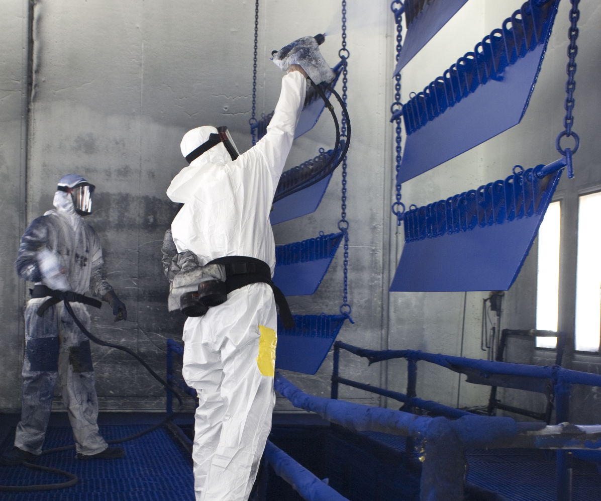 Powder Coating Industrial Services Ab Amp C Solutions Uk